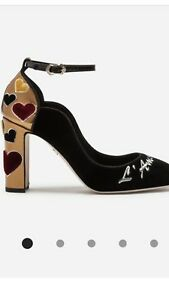 Dolce and gabbana shoes