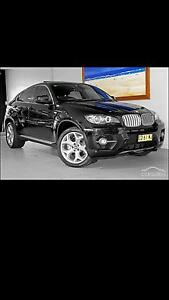 2010 BMW X6 xDrive50i E71 Auto 4x4 Greenfield Park Fairfield Area Preview
