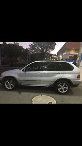 2001 BMW X5 3.0 5 Speed Manual