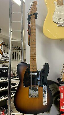 Fender - Road Worn '50s TELECASTER, Arce Diapasón, Reflejos Solares Guitarra