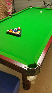 8 x 4ft SLATE pool table Erskine Park Penrith Area Preview