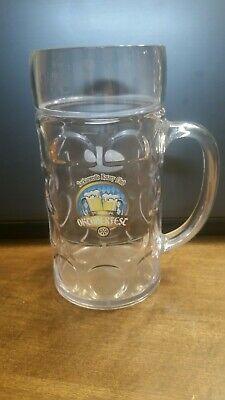 Oktoberfest Plastic Beer Mugs (Jacksonville Rotary Club Oktoberfest Plastic Beer Mug)