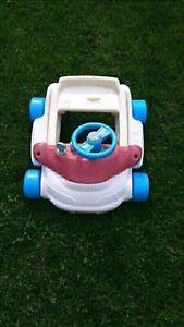 Vintage Playskool Foot Car