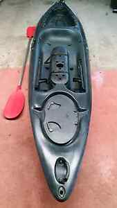 Glide Pro Kayak Midland Swan Area Preview