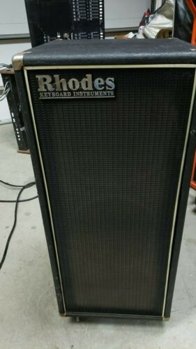 Rhodes JANUS 1 modular AMPLIFIED suitcase system. seventy three etc.  VERY RARE
