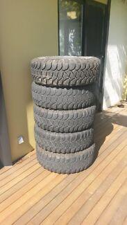 Mickey thompson mtz tyres 265/75R16 Mosman Park Cottesloe Area Preview