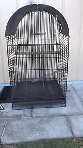 Large black metal cocky cage St James Victoria Park Area Preview