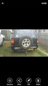 1999 Holden frontera Muswellbrook Muswellbrook Area Preview