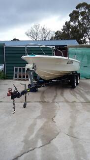 fishing boat Greenacre Bankstown Area Preview
