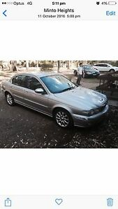 Car Jaguar 2004 Minto Heights Campbelltown Area Preview