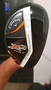 Callaway X2 hot hybrid Hocking Wanneroo Area Preview
