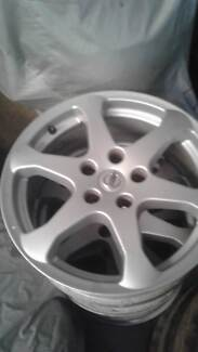 17 inch nissan stagea wheels