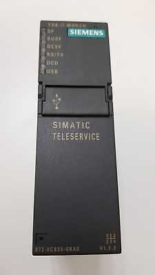 SIEMENS SIMATIC TSA-II MODEM 6ES7 972-0CB35-0XA0 TELESERVICE
