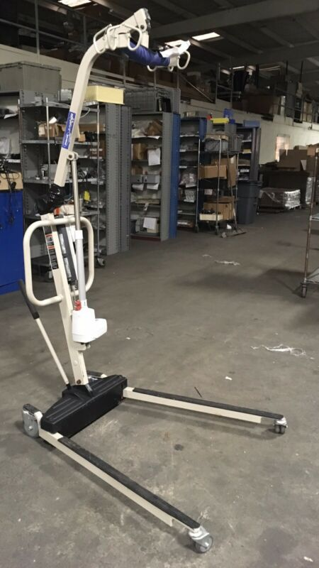 Invacare Reliant 450 Power Body Patient Lift TESTED