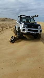 2014 Suzuki Jimny Wagon Warners Bay Lake Macquarie Area Preview