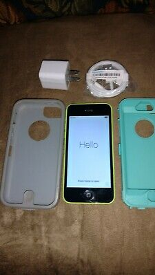 Apple iPhone 5c - Unlocked - 8GB - (Verizon) - A1532
