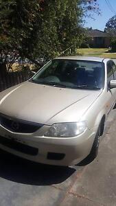 2002 Mazda 323 Sedan Perth Perth City Area Preview