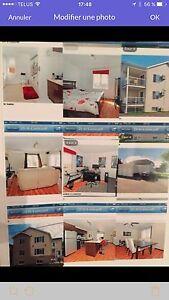 Magnifique appartement style condo
