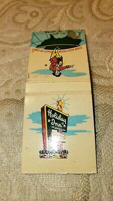 Vintage Holiday Inn Matchbook Atlanta Georgia Northwest Hotel Motel Memorabilia