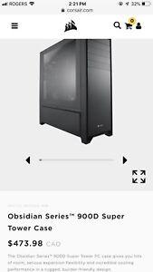 Corsair 900D case