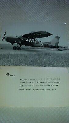 Usado, AERITALIA - AEREI - FOTO ORIGINALE  AERFER MACCHI AM 3 - Anni 70 ...RARA comprar usado  Enviando para Brazil