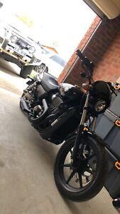Harley Davidson street 500 2018