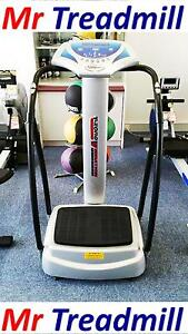VT12 Vibration Machine **SALE SALE** - Mr Treadmill Hendra Brisbane North East Preview