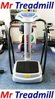 Cardiotech VT12 Vibration Machine **SALE SALE** - Mr Treadmill Hendra Brisbane North East Preview