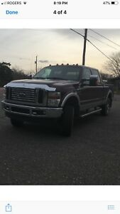2009 F-250 SUPER DUTY LARIAT