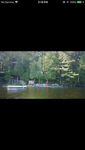 Bancroft cottage on the lake! 4/5 star cottage book today