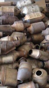 Sell your dpf and Catalytic Converters