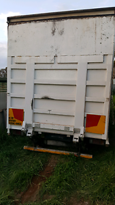 Truck  tray with 1500kg tail gate lifter Paralowie Salisbury Area Preview