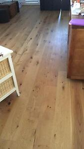 Timber floating floor Bensville Gosford Area Preview