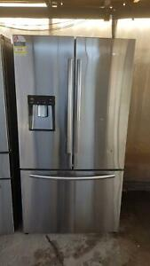 New Hisense 630L French Door Refrigerator Factory Second RRP $1,899