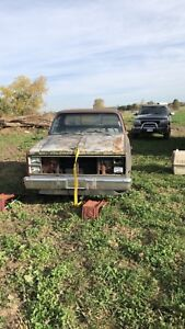 1981 c10 rolling chassis