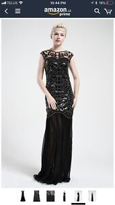 1920s Flapper Dress 20s Great Gatsby Dress. BRAND NEW.