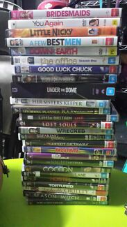 Bulk dvds for sale Lee Point Darwin City Preview