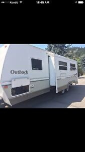 2004 /2005 outback trailer