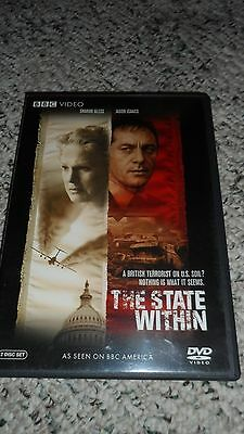 The State Within  Dvd   Oop Very Hard To Find
