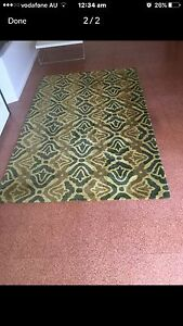 Rug $50 (in good condition) Junction Village Casey Area Preview