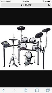 Electric drum kit wanted Buderim Maroochydore Area Preview