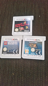 Nintendo 3ds games Appin Wollondilly Area Preview