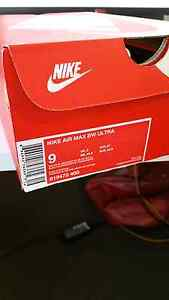 Nike air max bw ultra size 9 Hornsby Hornsby Area Preview