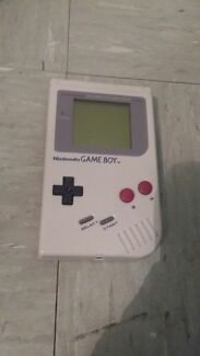 Nintendo GAME BOY with case Joondalup Joondalup Area Preview