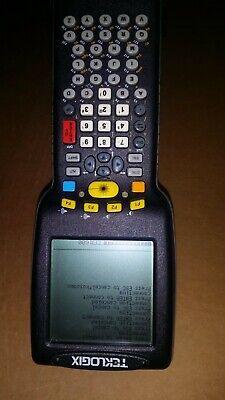 Teklogix 7035 56-key Full Alpha Numeric Dos Os Strong Encryption