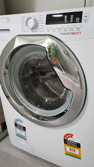"LATEST MODEL- HOOVER 7KG FRONT LOADER WASHING MACHINE - ""AS NEW"""