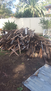 Free hard wood / fire wood Wollongong Wollongong Area Preview