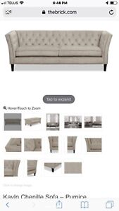 Couches and chairs