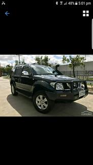 Nissan Pathfinder 4x4. Diesel
