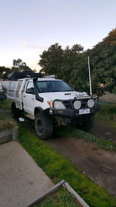 Toyota Hilux 4x4 Diesel Bendigo Bendigo City Preview